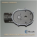 aluminum Gravity casting Electric Roll up Motor shell