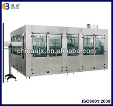 3 in 1 PET mineral water plant cost,Small Bottle Filling Machine(2000-36000BPH)