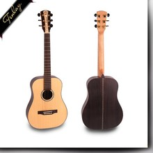 Chinese spruce solid acoustic guitar FB-36YSS