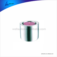 Top quality Eco-Friendly clear plastic candle holder