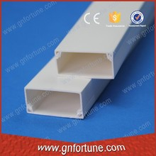 TUV SGS Approved White Cable Trunking/ Wiring Duct