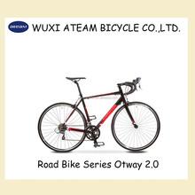 Claris 16 Speed Racing Bicycle Cheap Carbon Fiber Road Bike