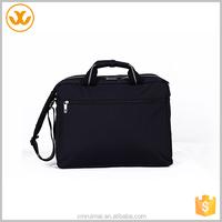 Promotional new design black school laptop shoulder bag