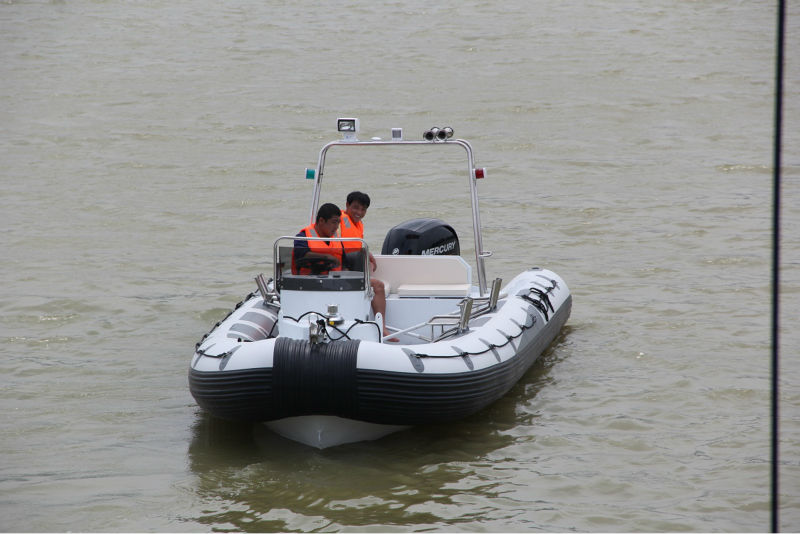 2015 ce certificate factory price rigid hull inflatable for Inflatable fishing boats for sale