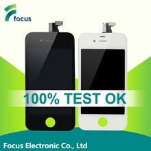 100% original mobile phone replace for iphone 4s lcd screen