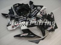 for yamaha yzf r6 2004 body kit 2003 2004 2005 yzf r6 03 04 05 r6 fairing kit r6 05 r6 race fairings 2003 2005 yzf r6 black west