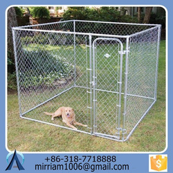 2016 hot sale good-looking dog kennel/pet house/dog cage/run/carrier