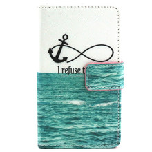 Hot sale pu leather case for Nokia N435, leather wallet cover case for Nokia