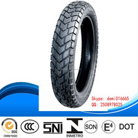 2015 good new fashion pattern high quality low price cheap TT&TL motocicleta tubo autocycle 110 90 17 motorcycle tyre