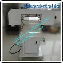 HDR-120 Automatic bread slicing machine/hamburger slicer for bread cutting