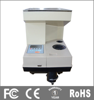 good price auto electronic coin counting counter and sorter machines