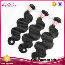 Sufficient supply capacity 7A grade Brazilian virgin hair Qingdao hair manufacturer