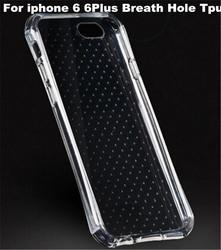 Cost-effective 9 Colors Unique Wave Dot Design For iphone 6 6 Plus Ultrathin TPU Case Factory Price Wholesale 100 pcs/lot
