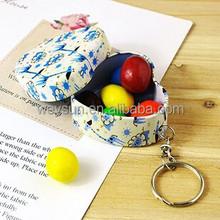 small heart shaped tin box/ candy tin box/small gift tin box wedding favors