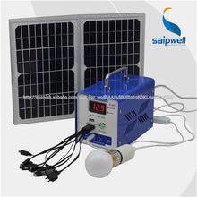 7AH DC 12V generador de energía solar (1207H)