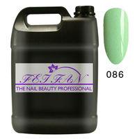 Private label & OEM green gel polish