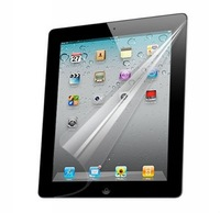 Wholesale Ultra Clear Transparent PET LCD Front Screen Protector Protective Film Guard for Apple iPad 2 3 4