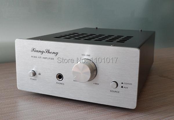 XiangSheng H-06A LM4766T 6J1 Tube Hybrid Amplifier HIFI EXQUIS Headphone Amp XSH06A