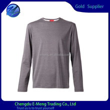 Super soft cotton bottoming t shirt for man wholesale
