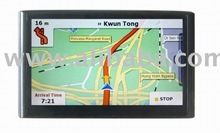 5 Inch Car GPS+PND