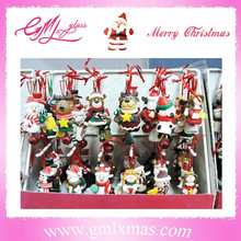 Dongguan supplier china polymer clay,Customized polymer clay christmas gifts,handmade clay ornaments for christmas