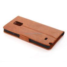 Durable useful folio leather case for ipad 3