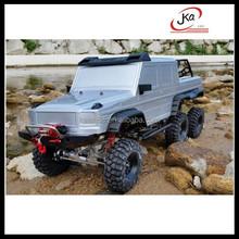 JKA Model 1:10 rc car chassis 2.4GHz car remote scx10 aluminium axles