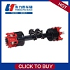 L1 truck and trailer axle parts air chamber