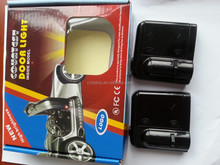 Hot selling wired/wireless led car door logo shadow projector light only us$4.59/set (2pcs)