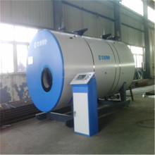 Factory Price Wns Series Oil/gas Fired Steam Boilers