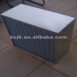 Deep-pleat HEPA filter/pleated air filter/ high efficiency filter