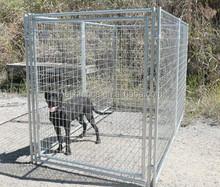 galvanized dog kennels wholesale dog cages chain link fence dog kennels