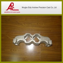 cf8m stainless steel precise casting effluent parts casting by investment casting/lost wax casting parts