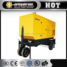 800kw / 1000 Kva Cummins Diesel Power Generator Set Movable Mobile Trailer