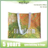 laminated pp non woven bag/laminated non woven bag/pp non woven shopping bag