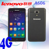 5inch 4G Lte 1800/2100 Lenovo smart phone A606 with Quad core
