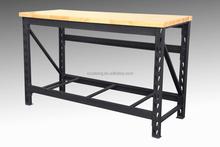 Innovative design metal workshop equipment table