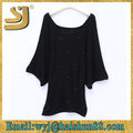 Ropa china damas fábrica de la imagen blusa superior de moda