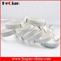 8 pin usb cable for iphone 5 and hot selling data cable