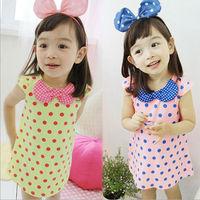 D91249T NEW MODEL SUMMER KOREAN FASHION GIRLS' DRESSES