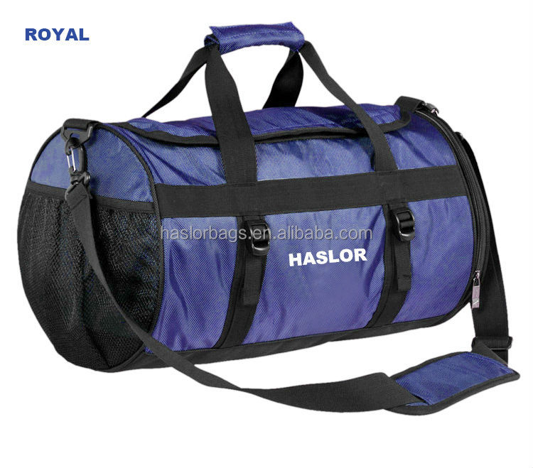 Gros personnalisés pas chers sport Duffle sac / sac de voyage / voyage