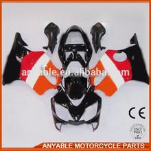 High qulity for HONDA cbr600 01-03 body kit full fairing t from china