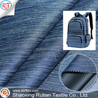 Oxford 600*600D PU cationic fabric, water proof fabric, bags fabric