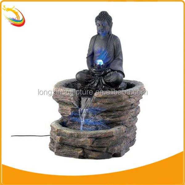 Gautam Buddha Statue in Water Buddha Statue Water Fountain