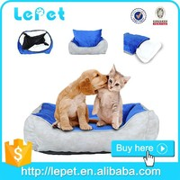 China manufacture wholesale pet bed luxury dog bed non slip