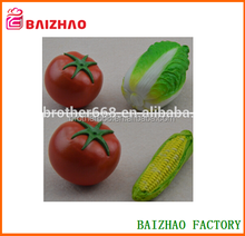 China direct factory whosale decorative fake vegetable and fruit/ Fake/simulation/artificial carrot/radish