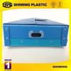 waterproof corrugated plastic box