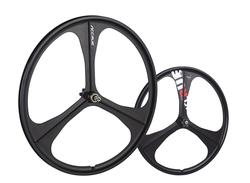 china alloy blue color 17inch dirt bike pit bike motorcycle spoke wheel