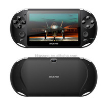 "High quality cheapest 4.3"" android smart video game console for psp"