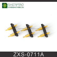 Spring-loaded 2PIN connector 2Pin Pogo Pin connector for DIP